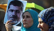 Protests held in Gaza, Jordan to support Egyptian people