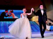 Highlights from summer wedding fair in Beijing