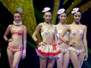 Model competition final held in Guangdong, S. China