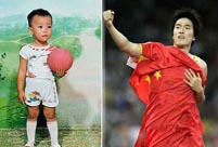 Funniest photos of sport stars as kids