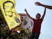 Morsi supporters stage protest across Egypt