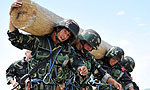 PLA's 38th Group Army conduct training