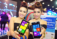 Thailand Mobile Expo 2013 kicks off