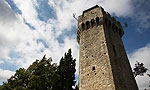 UNESCO world heritage site: Montale Tower