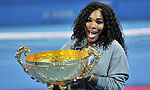 Serena Williams wins second China Open title