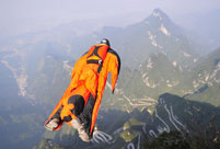 Hungarian wingsuit flyer confirmed dead in Zhangjiajie