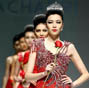 China Fashion Week: La Charri dress collection show