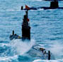 Photos of PLA Navy's first nuclear-powered submarine force
