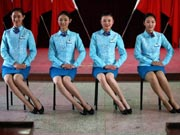 Service seminar for E China train attendants