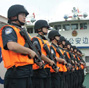 Patrols bring security to Mekong River