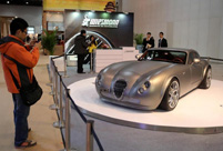 Highlights of Beijing int'l luxury show