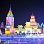 Harbin Int'l Ice and Snow Festival opens