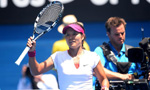 Li Na crashes Belinda Bencic in 2nd round at Australian Open