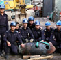 HK police disables WWII bomb in downtown