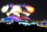 Highlights of opening ceremony of Sochi 2014 Winter Olympic Games
