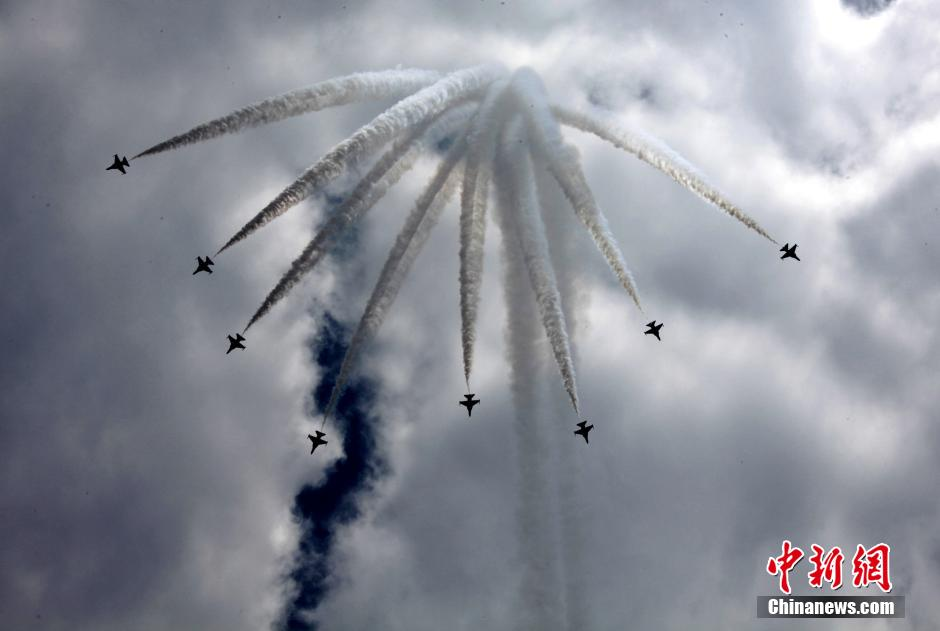 Chinese warplanes C919 to appear at Singapore Airshow 2014