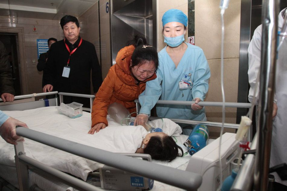 Two year old chinese girl donated organs to save four lives people 39 s daily online - Bedroom ideas for yr old girl ...