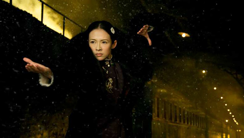 Chinese figure in Oscar nominations -- Let the world get to know China