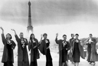 Old photos: Precious moments in Sino-French ties I