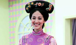 Miss HK and actresses shine at flower show