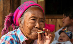 Life in a Lahu village in Yunnan