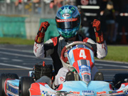 Show me the money: The giant leap from karting to cars