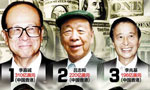 Richest Chinese of 2014: half from the mainland