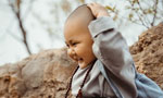 Cute Shaolin boy melts the hearts of millions