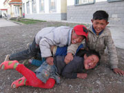 Changing Qinghai: More children to attend school