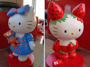 Hello Kitty, happy 40th birthday!