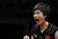China wins 19th women's team title at table tennis worlds